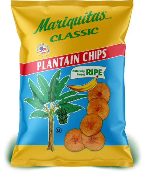 Mariquitas Ripe packaging front side